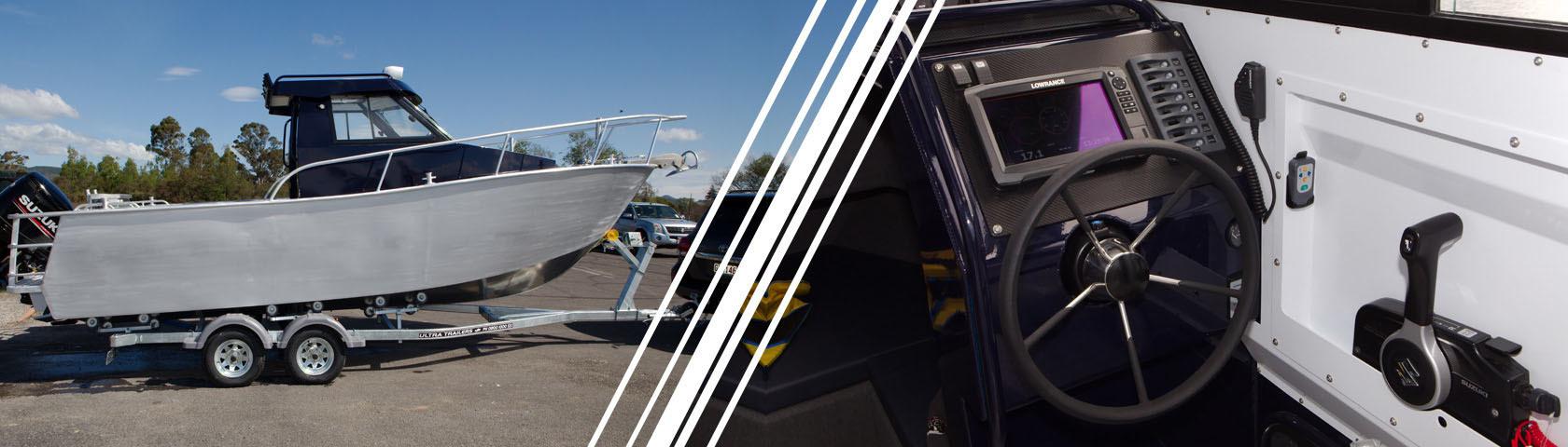 Aluminium Boats NZ | Pontoon Boats | Boat Builders